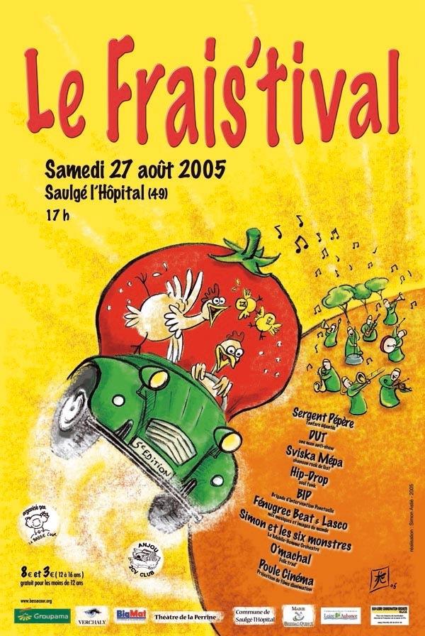 fraistival2005